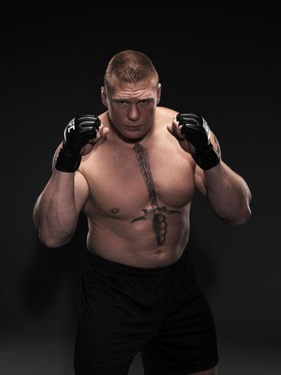 Le champion heavyweight de l  UFC   Brock Lesnar   a   233 t  233  contraint    Ufc Brock Lesnar